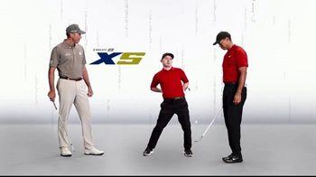 Bridgestone Golf TV Spot, 'Nice Touch' Featuring Tiger Woods, Conor Moore