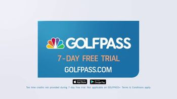 GolfPass TV Spot, 'Break the Barriers' - Thumbnail 7