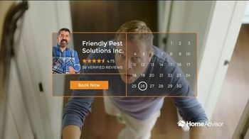 HomeAdvisor TV Spot, 'Be Prepared: Critter' - Thumbnail 4