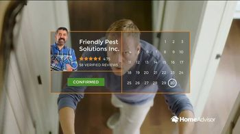 HomeAdvisor TV Spot, 'Be Prepared: Critter' - Thumbnail 5