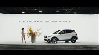 2019 Volvo XC40 TV Spot, 'Florist' [T1] - Thumbnail 9