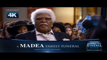 DIRECTV Cinema TV Spot, 'A Madea Family Funeral'