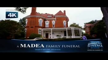 DIRECTV Cinema TV Spot, 'A Madea Family Funeral' - Thumbnail 1