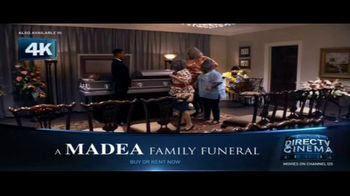 DIRECTV Cinema TV Spot, 'A Madea Family Funeral' - Thumbnail 3