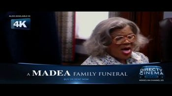 DIRECTV Cinema TV Spot, 'A Madea Family Funeral' - Thumbnail 5