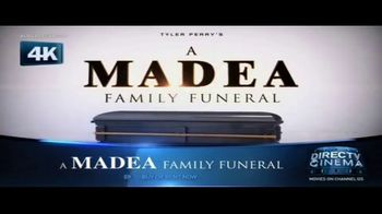 DIRECTV Cinema TV Spot, 'A Madea Family Funeral' - Thumbnail 6
