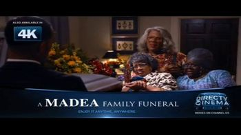 DIRECTV Cinema TV Spot, 'A Madea Family Funeral' - Thumbnail 7