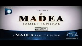 DIRECTV Cinema TV Spot, 'A Madea Family Funeral' - Thumbnail 8