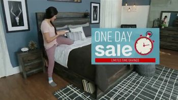 Ashley HomeStore One Day Sale TV Spot, 'Up to 25%' Song by Midnight Riot - Thumbnail 2