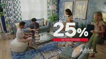 Ashley HomeStore One Day Sale TV Spot, 'Up to 25%' Song by Midnight Riot - Thumbnail 4