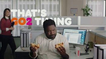 Dunkin' Donuts Go2s TV Spot, 'Go2 Timing' - Thumbnail 1
