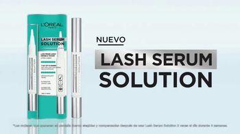 L'Oreal Paris Lash Serum Solution TV Spot, 'Complejo para el cuidado de las pestañas' [Spanish] - Thumbnail 9