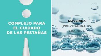 L'Oreal Paris Lash Serum Solution TV Spot, 'Complejo para el cuidado de las pestañas' [Spanish] - Thumbnail 3