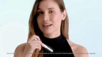 L'Oreal Paris Lash Serum Solution TV Spot, 'Complejo para el cuidado de las pestañas' [Spanish] - Thumbnail 6
