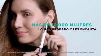 L'Oreal Paris Lash Serum Solution TV Spot, 'Complejo para el cuidado de las pestañas' [Spanish] - Thumbnail 7