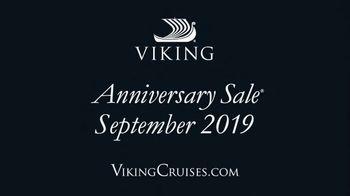 Viking Cruises Anniversary Sale TV Spot, 'Ocean' - Thumbnail 8