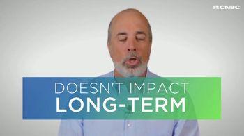 Acorns TV Spot, 'CNBC: Ignore Volatility' Featuring Ric Edelman - Thumbnail 4