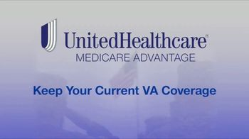 UnitedHealthcare Medicare Advantage TV Spot, 'Keep Your Current VA Coverage' - Thumbnail 3