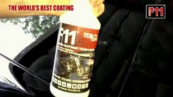 TopCoat F11 TV Spot, 'Water Resistant' - Thumbnail 1