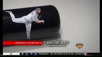 Big Time Bats TV Spot, 'Justin Verlander 3rd Career No-Hitter Astros Art Bat' - 7 commercial airings