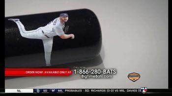 Big Time Bats TV Spot, 'Justin Verlander 3rd Career No-Hitter Astros Art Bat'