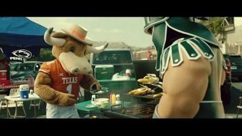 Rocket Mortgage TV Spot, 'Home Is Your Game Day Gathering Place' Song by Bob Dylan