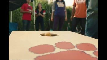 Rocket Mortgage TV Spot, 'Home Is Your Game Day Gathering Place: Cornhole' Song by Bob Dylan - Thumbnail 5