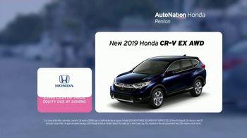 AutoNation TV Spot, 'One Step Closer: 2019 Honda CR-V EX AWD' Song by Andy Grammer - Thumbnail 8