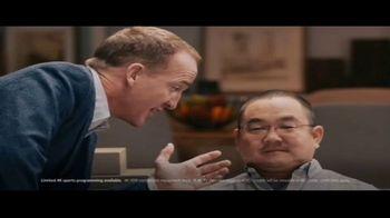 DIRECTV 4K HDR TV Spot, 'So Vivid' Featuring Peyton Manning - Thumbnail 3