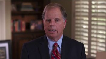Doug Jones for Senate Committee TV Spot, 'Roy Moore Doesn't Stop'