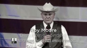 Doug Jones for Senate Committee TV Spot, 'Roy Moore Doesn't Stop' - Thumbnail 8
