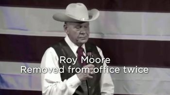 Doug Jones for Senate Committee TV Spot, 'Roy Moore Doesn't Stop' - Thumbnail 7