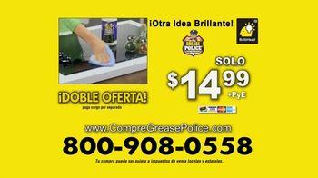 Grease Police TV Spot, 'Desengrasante y limpiador' [Spanish] - Thumbnail 9