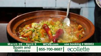 Collette Vacations TV Spot, 'WCVB: Spain and Morocco' - Thumbnail 8