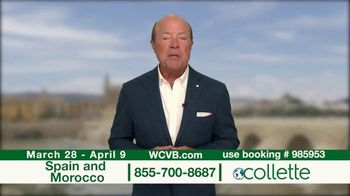 Collette Vacations TV Spot, 'WCVB: Spain and Morocco' - Thumbnail 9