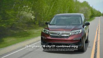 Honda Pilot TV Spot, 'Life Is Better: Paddle Board' [T2] - Thumbnail 4