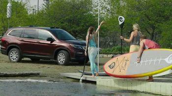 Honda Pilot TV Spot, 'Life Is Better: Paddle Board' [T2] - Thumbnail 5