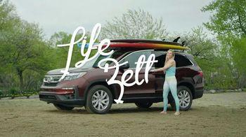 Honda Pilot TV Spot, 'Life Is Better: Paddle Board' [T2] - Thumbnail 7