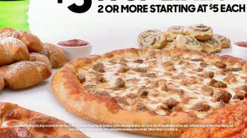 Pizza Hut TV Spot, 'Juju Eats Hot Wings' Featuring JuJu Smith-Schuster - Thumbnail 7