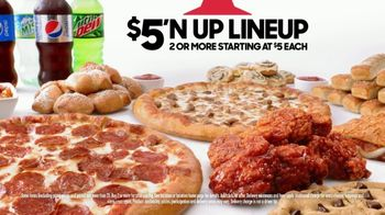Pizza Hut TV Spot, 'Juju Eats Hot Wings' Featuring JuJu Smith-Schuster - Thumbnail 8