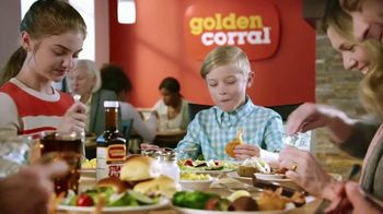 Golden Corral Carved NY Strip + Butterfly Shrimp TV Spot, 'Neoyorquino' [Spanish] - Thumbnail 1