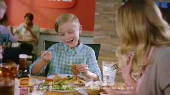 Golden Corral Carved NY Strip + Butterfly Shrimp TV Spot, 'Neoyorquino' [Spanish]