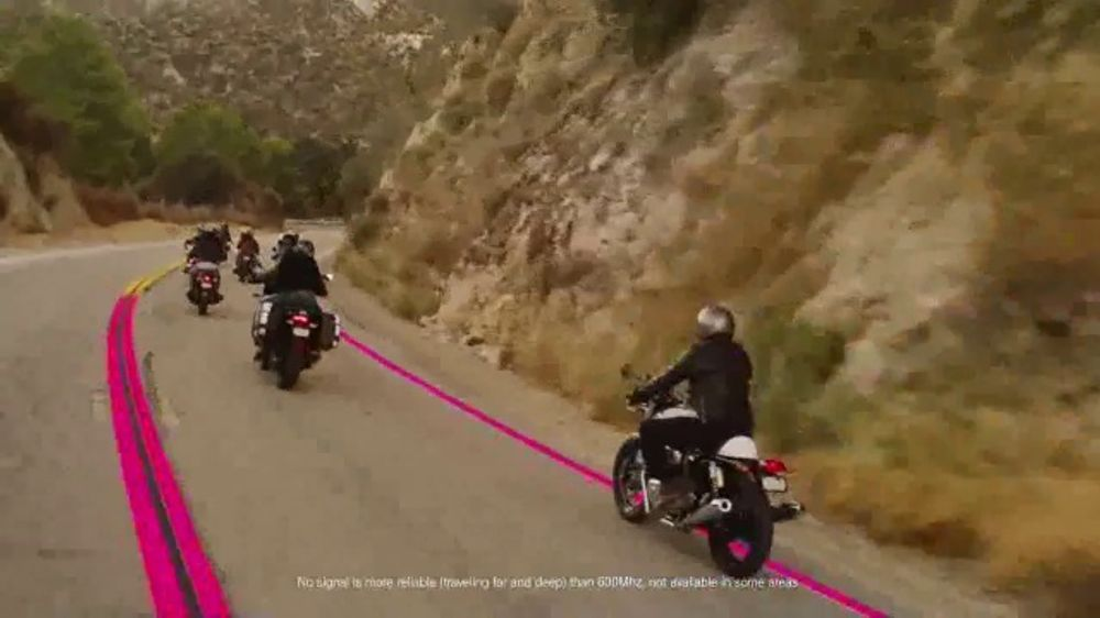 T-Mobile TV Commercial, 'Signal' Song by Aerosmith