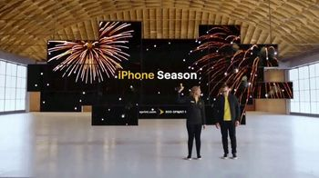 Sprint iPhone Season TV Spot, \'Special Time of Year\'