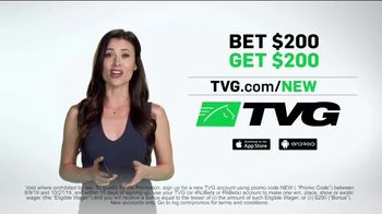 TVG App TV Spot, 'Place Your Bet: $200' - Thumbnail 7