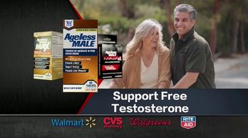 Ageless Male TV Spot, 'Total Testosterone' - Thumbnail 3