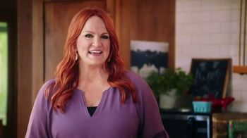 The Pioneer Woman Frozen Meals TV Spot, 'Chorizo Egg Bites' Featuring Ree Drummond