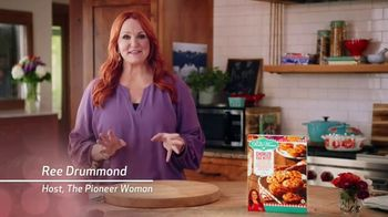 The Pioneer Woman Frozen Meals TV Spot, 'Chorizo Egg Bites' Featuring Ree Drummond - Thumbnail 2