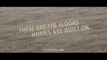 Lumber Liquidators TV Spot, 'Transform Your Home With the Experts: Waterproof, Bamboo and Hardwood' - Thumbnail 5