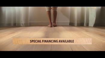 Lumber Liquidators TV Spot, 'Transform Your Home With the Experts: Waterproof, Bamboo and Hardwood' - Thumbnail 4